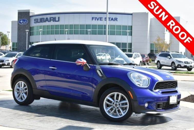 Used 2013 Mini Cooper Paceman For Sale Grapevine Tx Stock