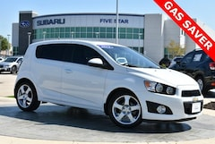 Used 2012 Chevrolet Sonic LTZ HB LTZ 1LZ for Sale in Grapevine TX