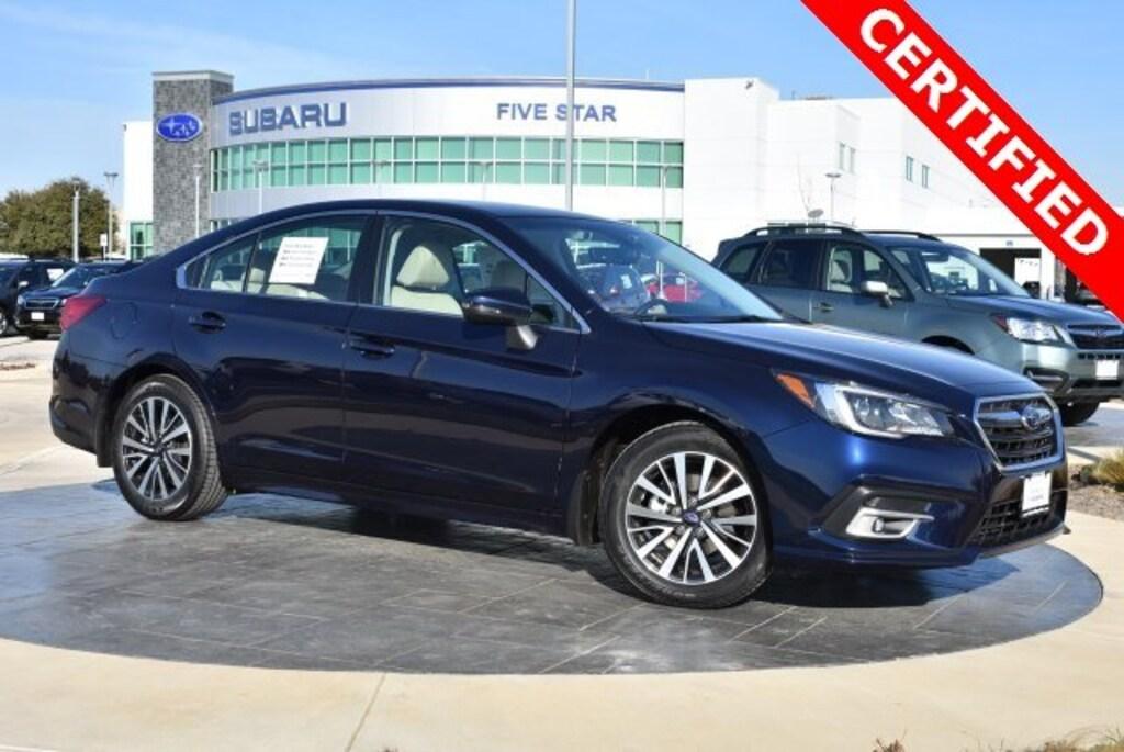 Used 2018 Subaru Legacy For Sale at Five Star Subaru | VIN:  4S3BNAF66J3027800