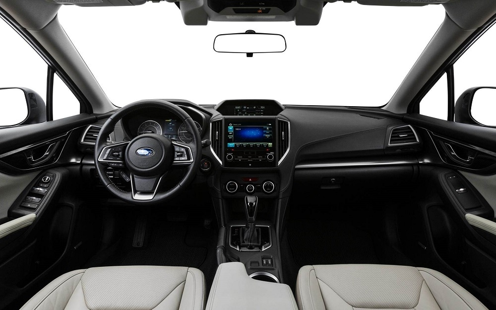 a significant amount of change is noticed in the interior of the 2019 subaru impreza