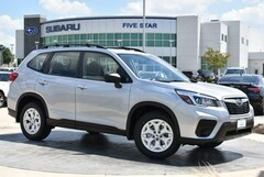 New 2019 Subaru Forester JF2SKACC4KH499258 for Sale in Grapevine TX