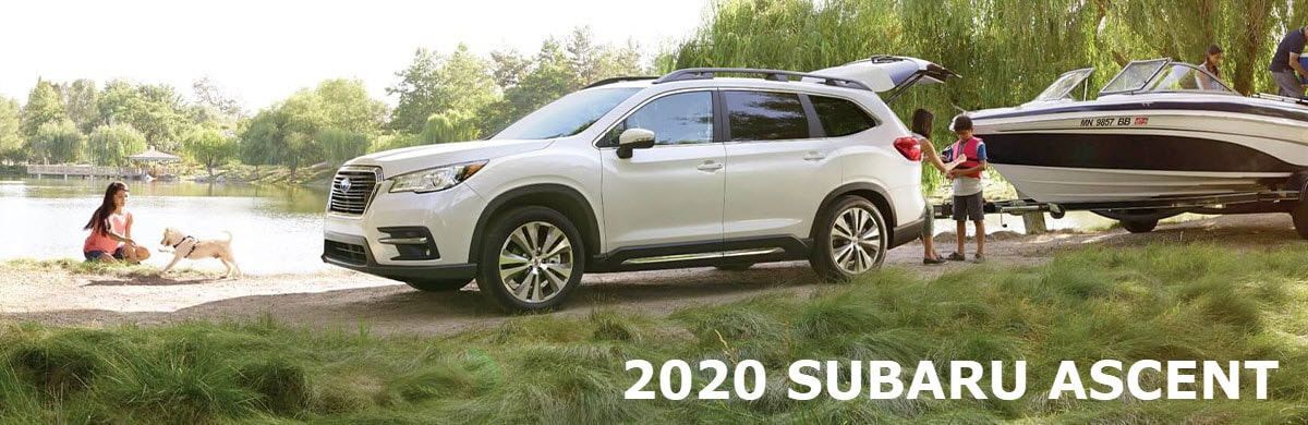 2020 Subaru Ascent header