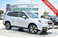 Certified Pre-Owned 2018 Subaru Forester Limited 2.5i Limited CVT for Sale in Grapevine TX