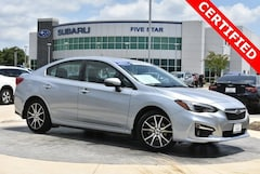 Certified Pre-Owned 2017 Subaru Impreza Limited 2.0i Limited  CVT for Sale in Grapevine TX