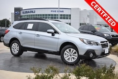 Certified Pre-Owned 2018 Subaru Outback Premium 2.5i Premium for Sale in Grapevine TX