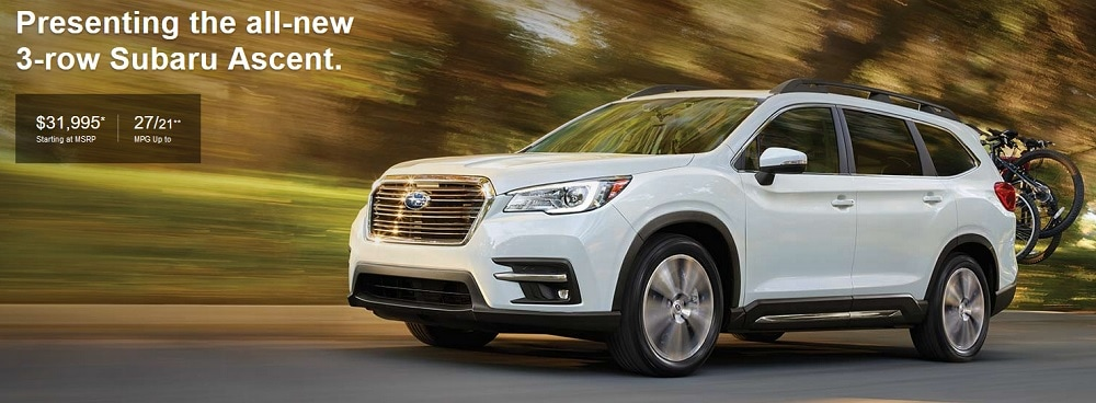 2019 subaru ascent dealer in dallas fort worth grapevine tx