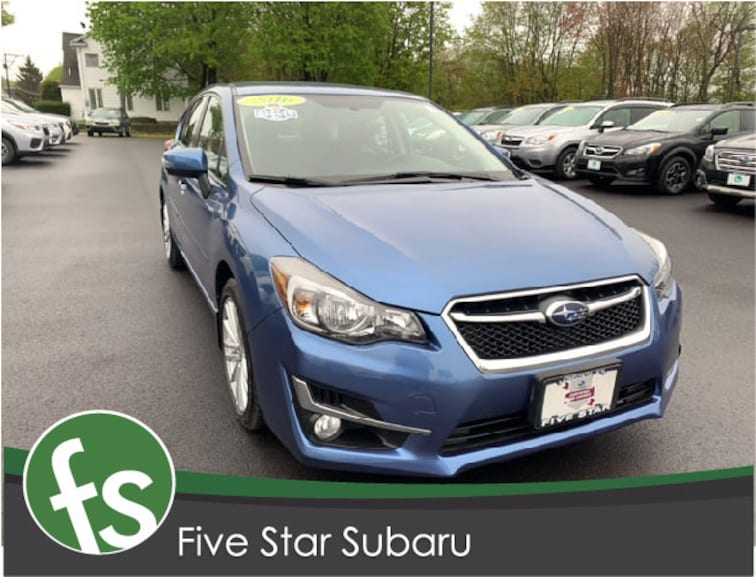 2016 Subaru Impreza 2.0i Limited Wagon
