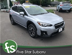 Certified Pre-Owned 2019 Subaru Crosstrek 2.0i Premium SUV for sale in Oneonta, NY