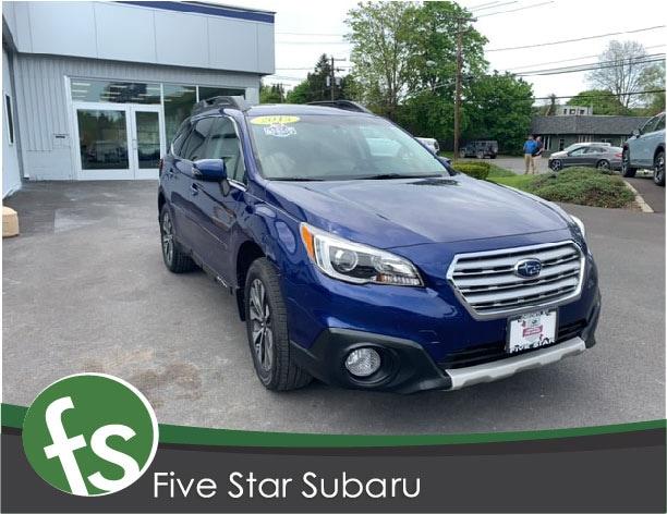 2015 Subaru Outback 2.5i Limited (CVT) SUV
