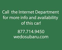 2015 Subaru Forester 2.5i Premium (M6) SUV