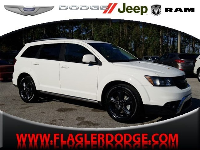 New 2018 Dodge Journey CROSSROAD Sport Utility for sale/lease Palm Coast, FL