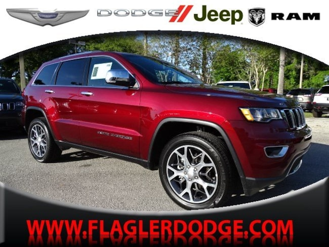 New 2019 Jeep Grand Cherokee LIMITED 4X2 Sport Utility for sale/lease Palm Coast, FL