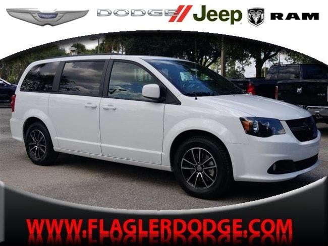 New 2019 Dodge Grand Caravan SE PLUS Passenger Van for sale/lease Palm Coast, FL