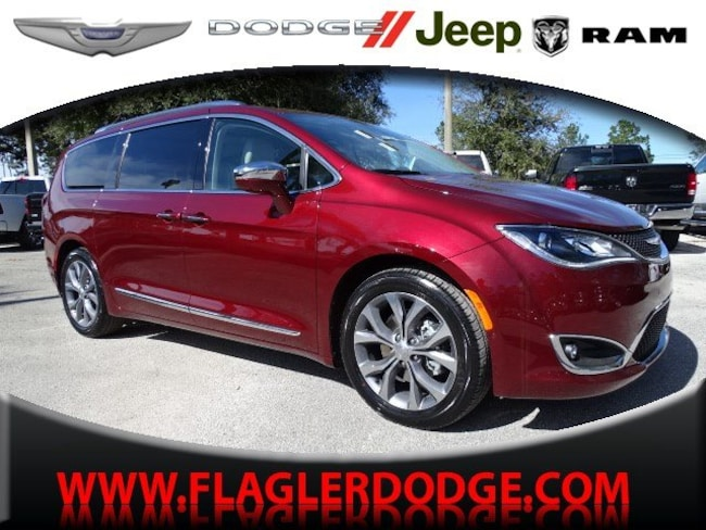 New 2019 Chrysler Pacifica LIMITED Passenger Van for sale/lease Palm Coast, FL