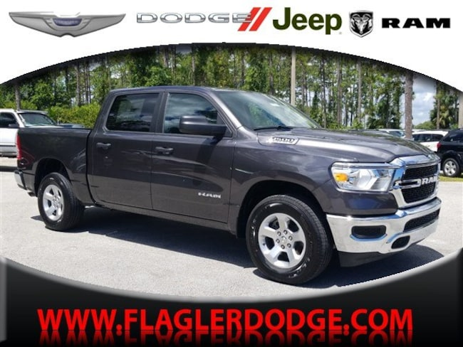 New 2019 Ram 1500 TRADESMAN CREW CAB 4X2 5'7 BOX Crew Cab for sale/lease Palm Coast, FL