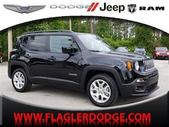 New 2018 Jeep Renegade LATITUDE FWD Sport Utility for sale in Palm Coast, FL