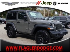 New 2018 Jeep Wrangler SPORT 4X4 Sport Utility for sale in Palm Coast, FL