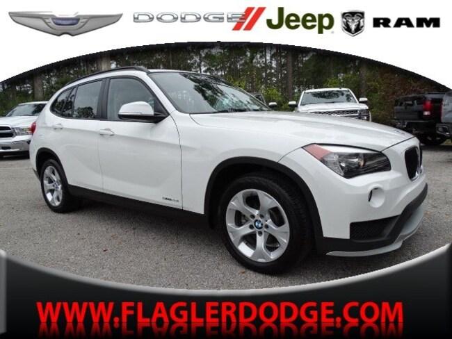 Used 2015 BMW X1 Sdrive28i SUV for sale in Palm Coast, FL