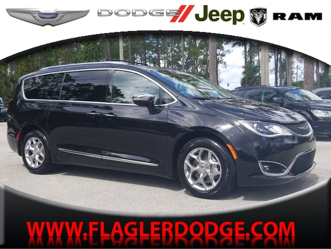 Certified Used 2018 Chrysler Pacifica Limited Minivan/Van in Palm Coast, FL