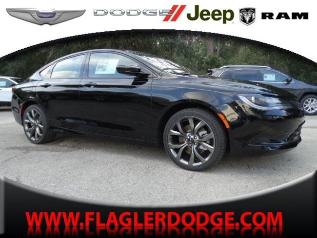 New 2016 Chrysler 200 S Sedan for sale/lease Palm Coast, FL