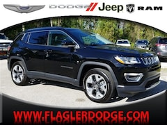 2019 Jeep Compass LIMITED FWD Sport Utility 3C4NJCCB6KT614607