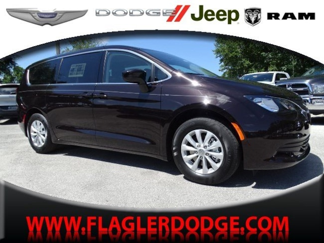 New 2017 Chrysler Pacifica TOURING Passenger Van for sale/lease Palm Coast, FL