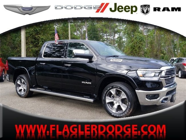 New 2019 Ram 1500 LARAMIE CREW CAB 4X4 5'7 BOX Crew Cab for sale/lease Palm Coast, FL