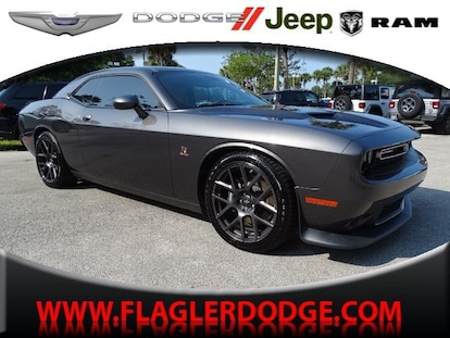 Used Challenger For Sale >> Used 2017 Dodge Challenger For Sale At Flagler Chrysler Dodge Jeep Inc Vin 2c3cdzfj9hh578678