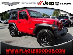New 2019 Jeep Wrangler SPORT 4X4 Sport Utility for sale in Palm Coast, FL