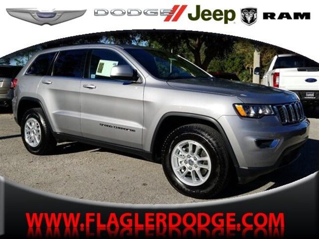 New 2018 Jeep Grand Cherokee LAREDO 4X2 Sport Utility for sale/lease Palm Coast, FL
