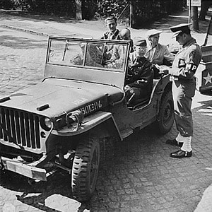World War II Jeep History