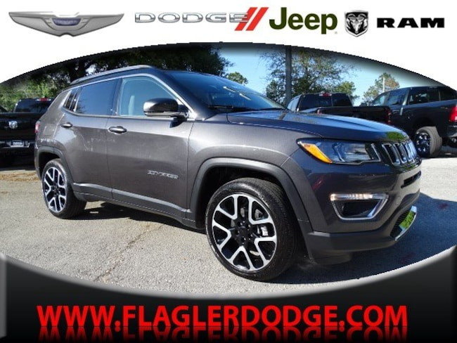 New 2019 Jeep Compass LIMITED FWD Sport Utility for sale/lease Palm Coast, FL