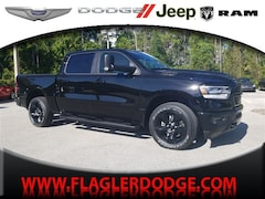 New 2019 Ram 1500 BIG HORN / LONE STAR CREW CAB 4X4 5'7 BOX Crew Cab 39059 for sale in Palm Coast, FL