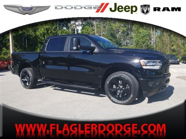 New 2019 Ram 1500 BIG HORN / LONE STAR CREW CAB 4X4 5'7 BOX Crew Cab for sale/lease Palm Coast, FL