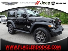 New 2019 Jeep Wrangler SPORT S 4X4 Sport Utility for sale in Palm Coast, FL