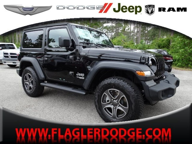 Jeep Wrangler Sport For Sale >> New 2019 Jeep Wrangler Sport S 4x4 For Sale Lease In Palm Coast