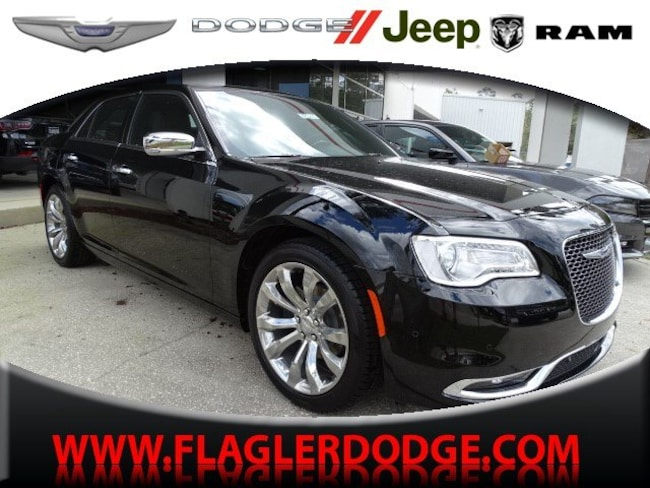 New Chrysler 300 >> New 2019 Chrysler 300 Limited For Sale Lease In Palm Coast Fl
