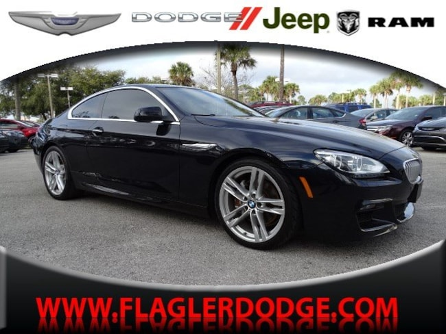 Used 2012 BMW 6 Series 650i Coupe for sale in Palm Coast, FL