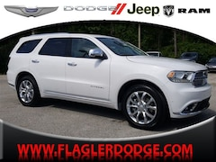 New 2018 Dodge Durango CITADEL RWD Sport Utility for sale in Palm Coast, FL