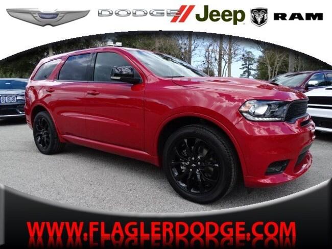 New 2019 Dodge Durango R/T RWD Sport Utility for sale/lease Palm Coast, FL