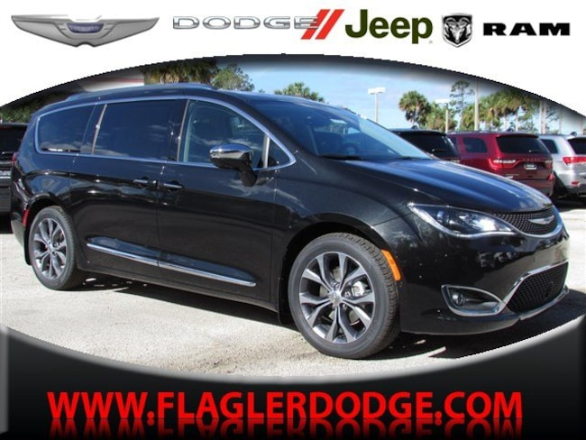 New 2018 Chrysler Pacifica LIMITED Passenger Van for sale/lease Palm Coast, FL