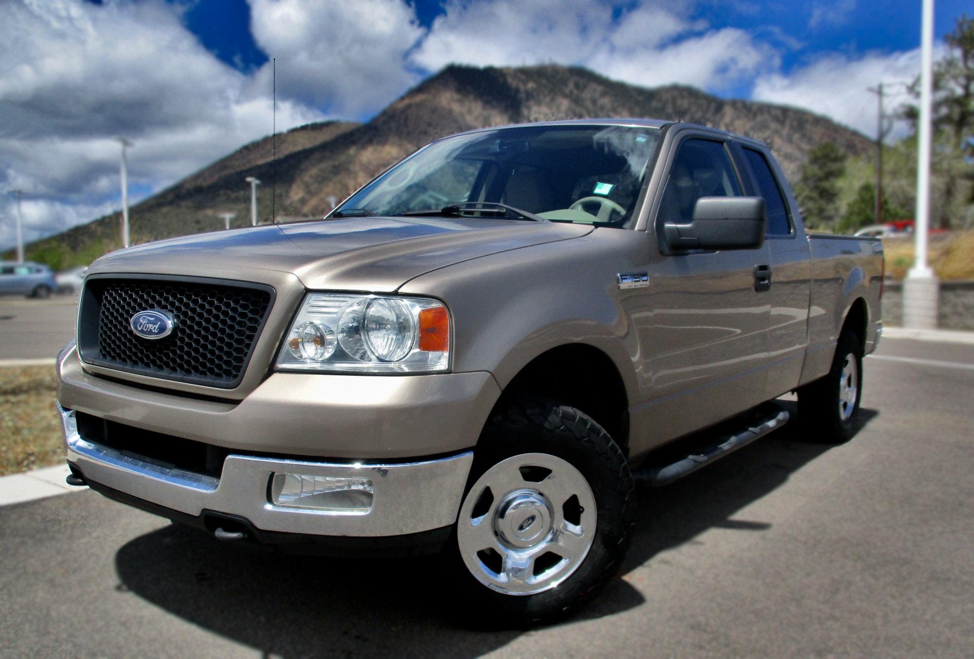 Used 2005 Ford F-150 XLT 4WD Flagstaff, AZ