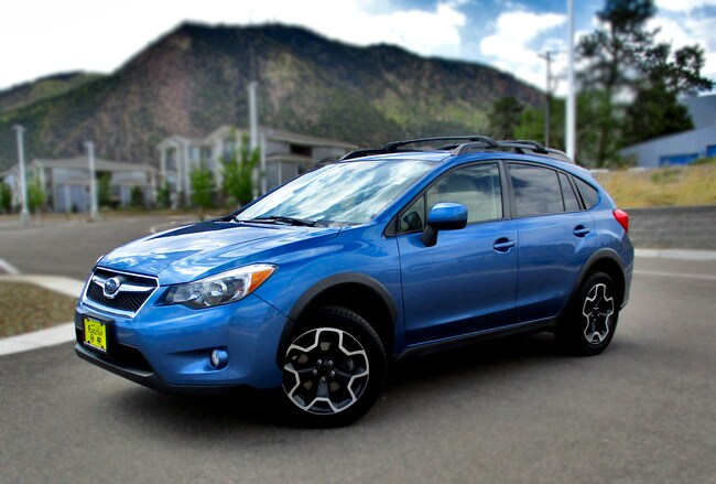 2014 Subaru Xv Crosstrek 2.0I Limited >> Used 2014 Subaru Xv Crosstrek For Sale At Flagstaff Nissan Subaru