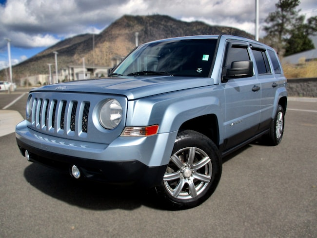 2013 Jeep Patriot Sport FWD  Sport