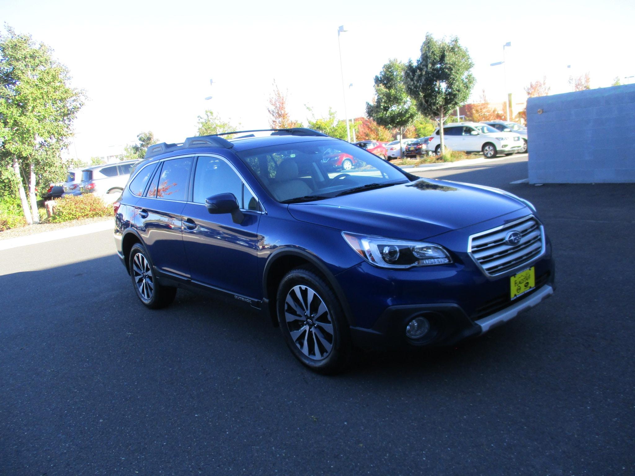2016 Subaru Outback 2.5i Limited AWD Wagon