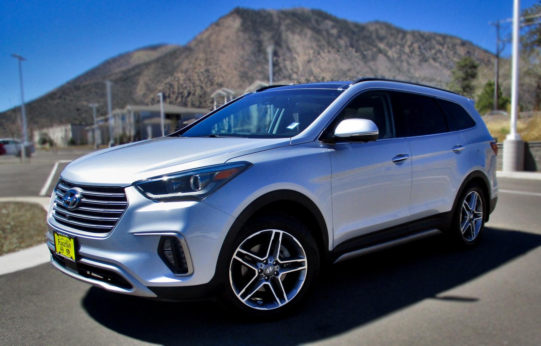 Used 2017 Hyundai Santa Fe Limited Ultimate Limited Ultimate 3.3L Auto Flagstaff, AZ