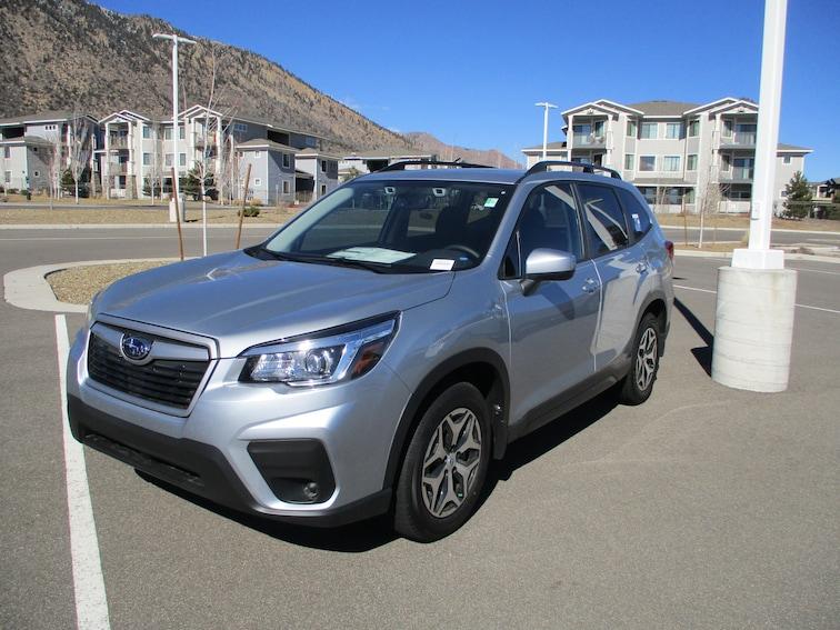 New 2019 Subaru Forester For Sale In Flagstaff Near Sedona Az Vin