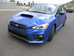 New 2019 Subaru WRX Sedan S12328 in Flagstaff, AZ