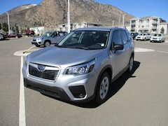 New 2019 Subaru Forester Standard SUV S12446T in Flagstaff, AZ