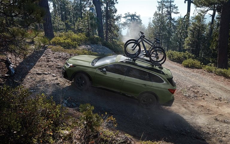 Experience the comfort and capability of the 2021 Subaru Outback in Boulder CO